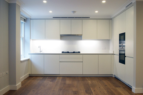 residential kitchen architect quebec street flat1